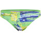Head Jack 5 Bathing Trunk Men green/orange